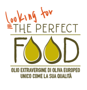 LOOKING FOR THE PERFECT FOOD Logo